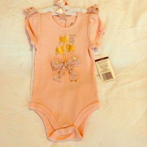 Baby girl onesies-12 months